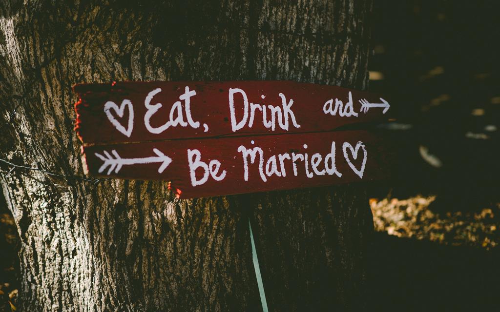 Huwelijksaanzoek in wonderland