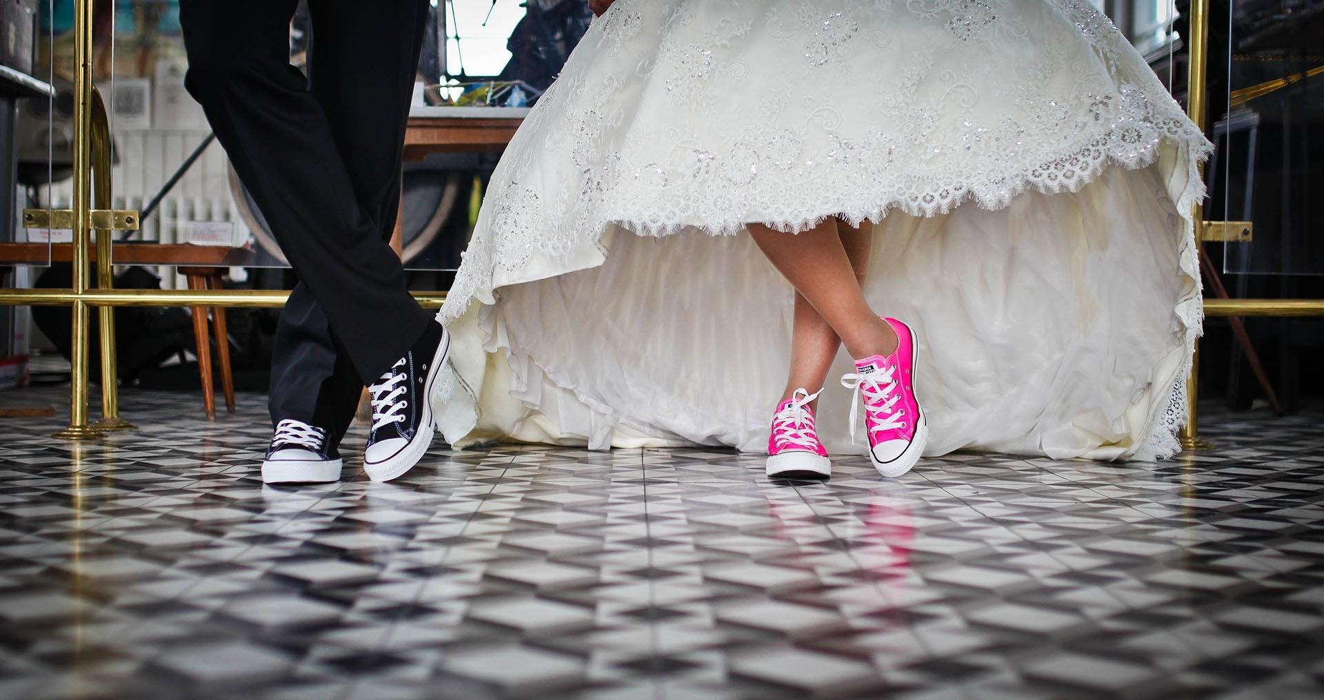 Muziek bij de huwelijksceremonie
