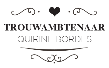 Trouwambtenaar Quirine Bordes